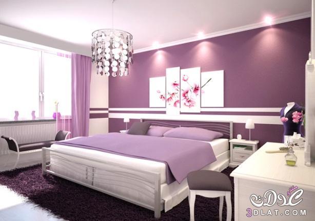 ديكورات غرف نوم 2018 معايير اختيار ديكورات غرف النوم   norhan7