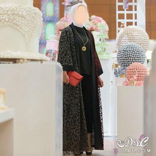 حجابات راقية للمناسبات 2016 3dlat.net_05_16_1f13