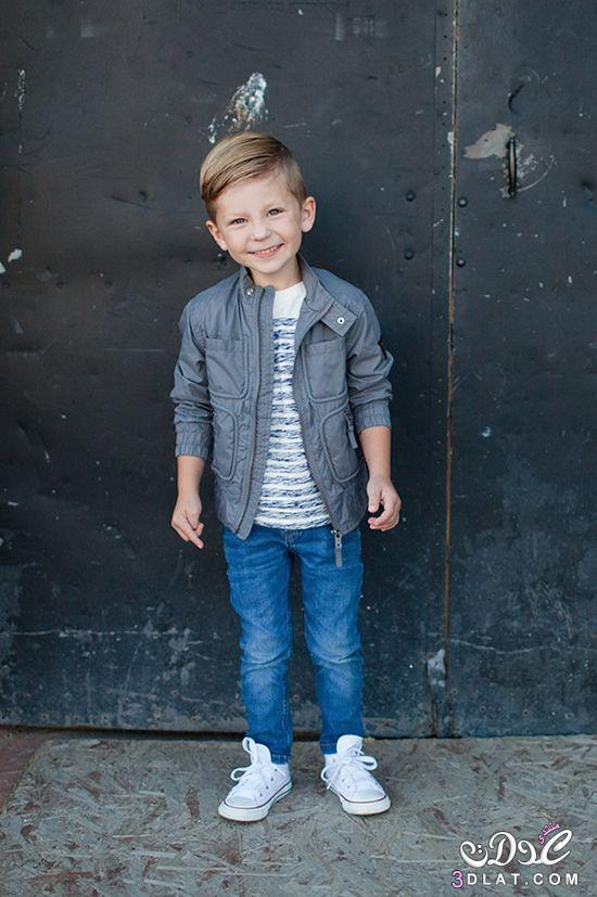 657d0127efdd8 أجمل ملابس أطفال أولاد شتاء 2020