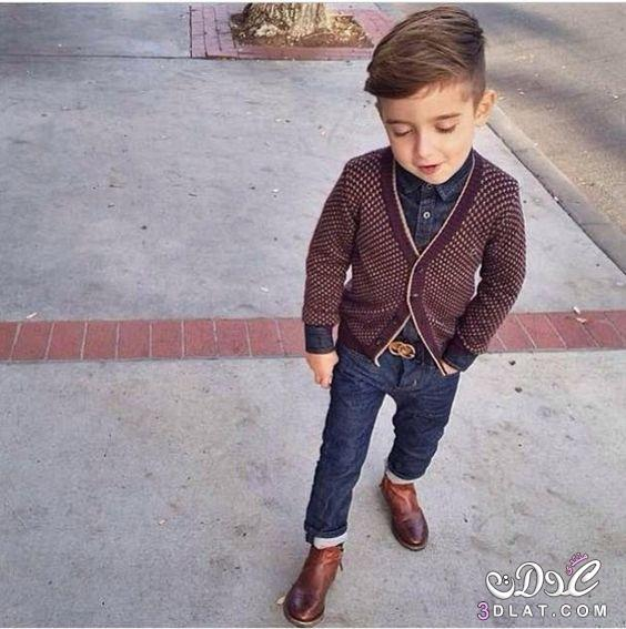 7b21e9157 أجمل ملابس أطفال أولاد شتاء 2020 , ملابس أولاد شتوية أنيقة , أشيك ...