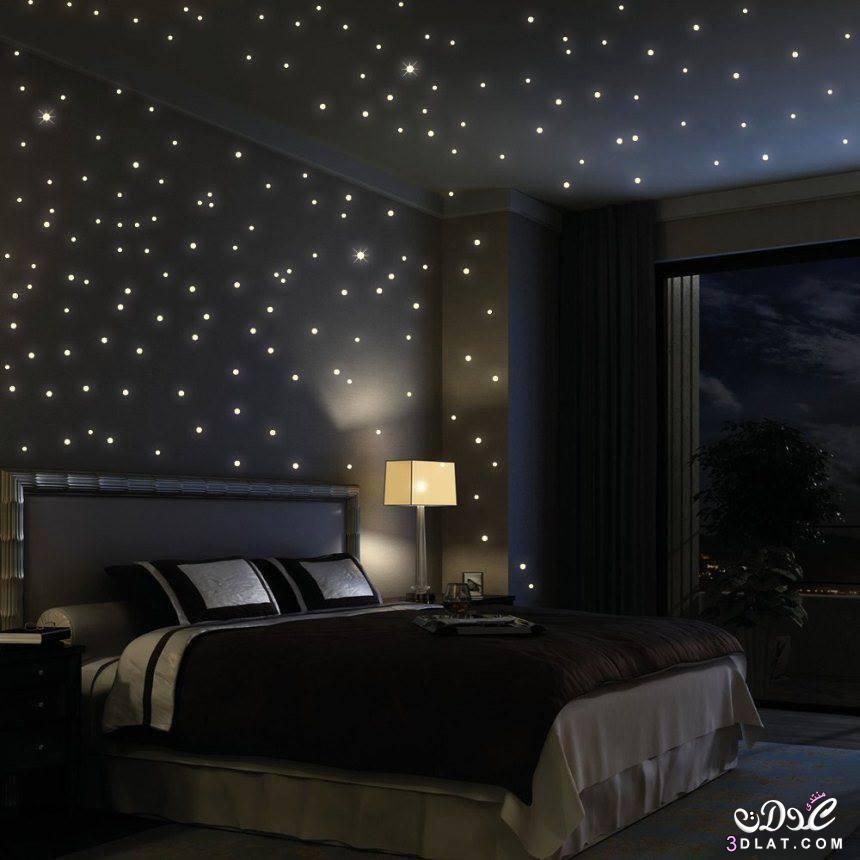 غرف نوم 2018 , صور ديكورات غرف نوم رومانسية 2018 , صور غرف نوم