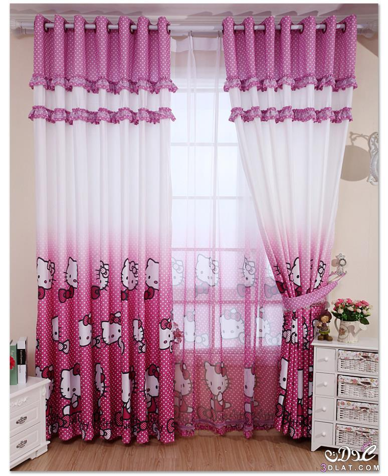 2017 - Cortinas de hello kitty ...