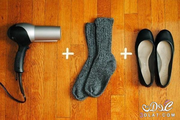 توسيع الحذاء الضيق المنزل طريقه سهله 3dlat.net_06_16_5366