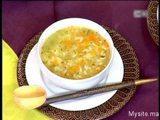 طريقة تحضير شوربة رمضان,اسهل وصفة رمضانية,شوربة رمضان بالطريقة المغربية 3dlat.net_07_15_107a