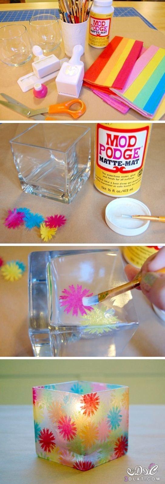 [صور] إبداعات يدوية مفيدة ,أشغال يدوية من الاشياء القديمة,أعمال يدوية للمنزل 3dlat.net_07_15_b6d5