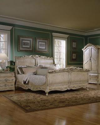 ديكورات شقق وغرف نوم فرنسية وايطالية , صور غرف نوم أجنبية , صور