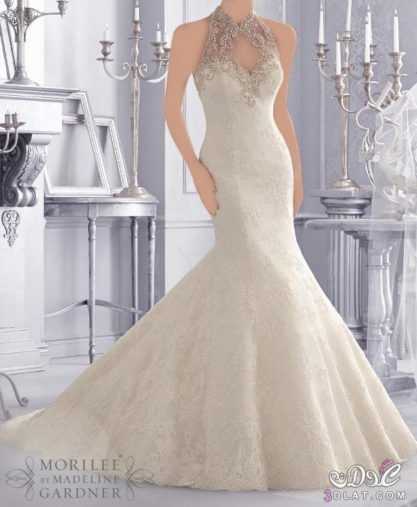dd3467db11801 صور فساتين زفاف 2020