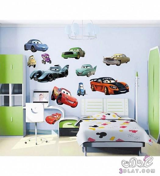 ملصقات غرف نوم الاطفال 2018 ملصقات راقية للاطفال ملصقات غرف نوم