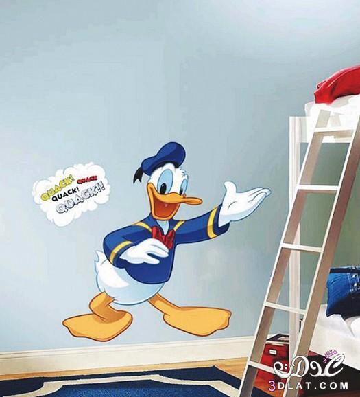 ملصقات غرف نوم الاطفال 2015 ملصقات راقية للاطفال 3dlat.net_08_15_4c19