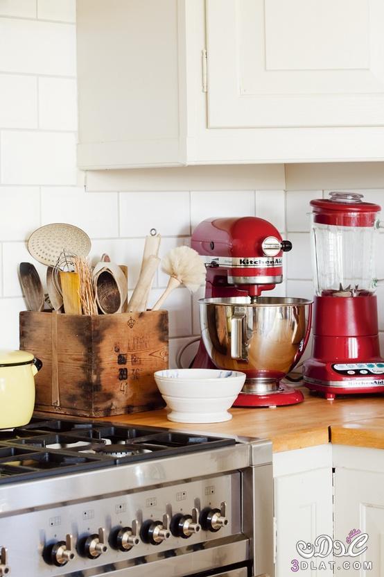 مستلزمات مطبخ 2015 باللون الاحمر , ادوات مطبخ باللون الاحمر روعه , صور احلى ادوات ومس 3dlat.net_08_15_53f5