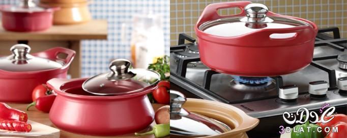 ادوات مطبخيه فخمه , صور اشيك ادوات مطبخيه 2015 , ادوات مطبخيه باللون الاحمر 2015 3dlat.net_08_15_6fb3