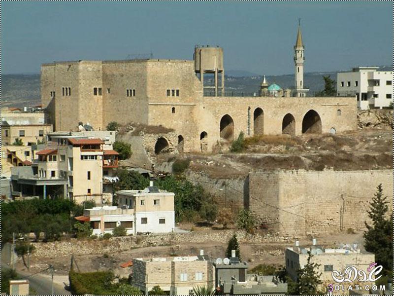 مدينة شفاعمرو الفلسطينة 3dlat.net_08_17_a0b8