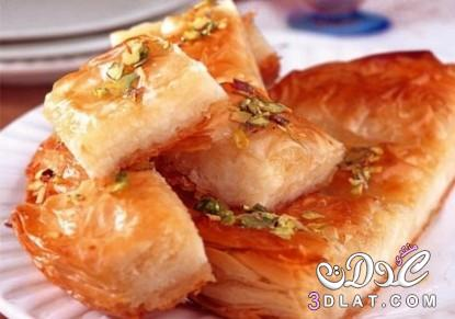موسوعة الحلويات الرمضانيه الشامله طريقة عمل حلويات رمضان بالصور موسوعة الحلويات الشرق 3dlat.net_09_15_4909