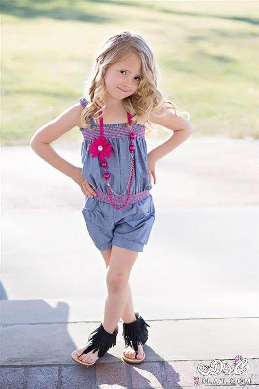 17cdb9f1d بالصور ملابس 2020 للاطفال , صور اجمل تصميمات بناتى لصيف 2020 ...