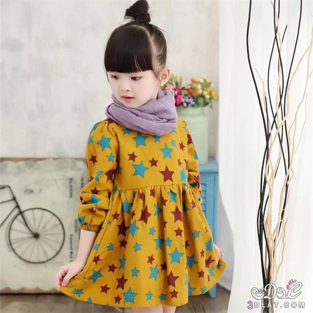 ملابس شتوية بناتى 2020 ارقى موديلات الاطفال لشتاء2019 ازياء