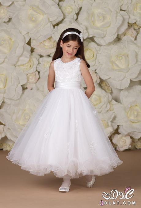 09eccf028 صور فساتين زفاف للاطفال روووعة 2020 , صور فساتين زفاف قمة في الروعة ...