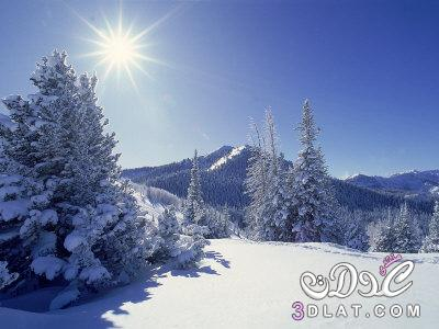 صور رائعه للثلوج , لمحبي الثلج صور جميله للثلوج , صور للثلج 3dlat.net_10_15_4522