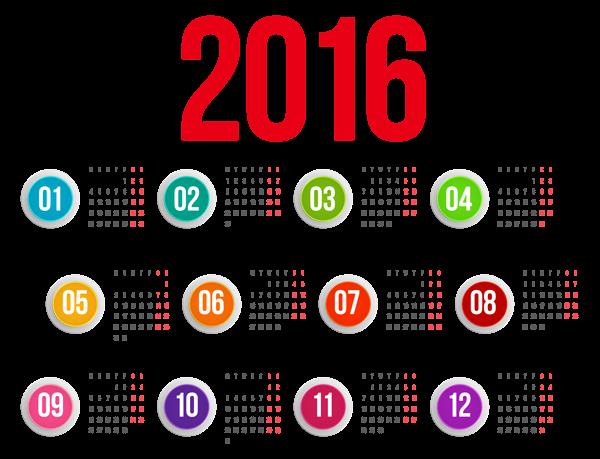 October 2017 Calendar PNG - socialebuzz.com
