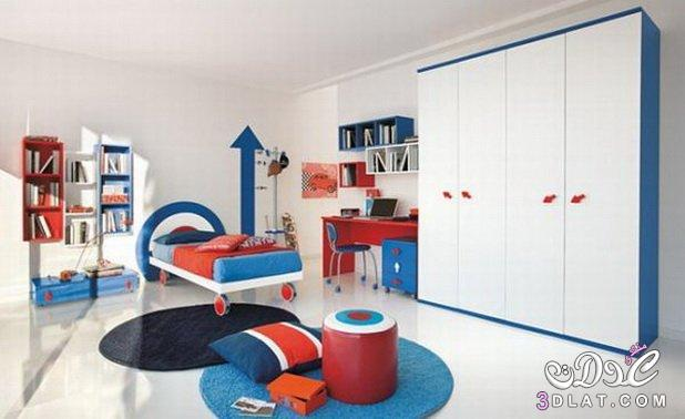 غرف نوم اطفال اولاد/غرف نوم اولاد تركية/تصاميم مودرن للاطفال /اجمل
