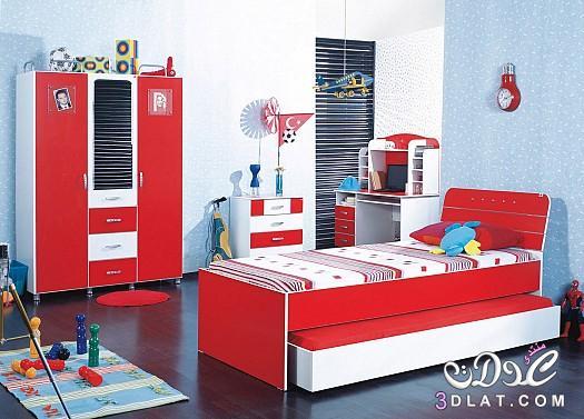: غرف نوم اولاد تركية : غرف