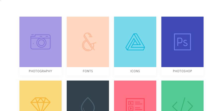 تحميل مجموعة كبيرة من ملحقات التصميم الفوتوشوب مفتوحة المصدر-psd
