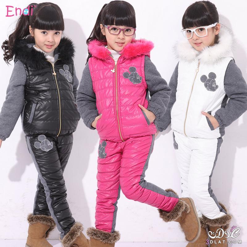 #صور Clothing for winter Girls2017ملابس بنات شتوية 2017 3dlat.net_11_17_071e