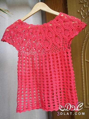 ملابس اطفال كروشيه ملابس كروشية للاطفال 3dlat.net_11_17_92e7
