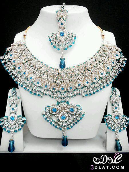 #صور اجمل اطقم مجوهرات هندية للعروسة 2017 3dlat.net_11_17_b42a