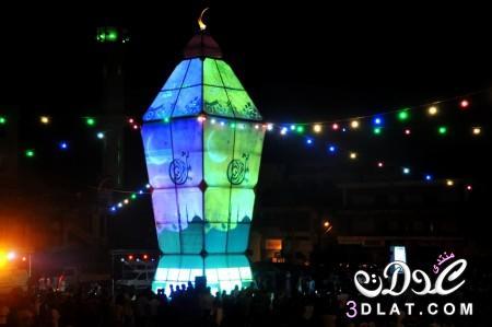 خلفيات فوانيس رمضان 2019 ادعية تهنئة 3dlat.net_13_15_2a30