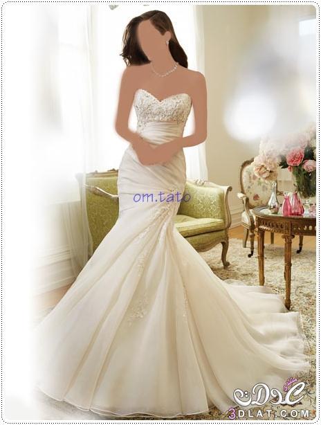 7cf7da8f44cf5 فستان ليله العمر.فساتين زفاف موضة 2020