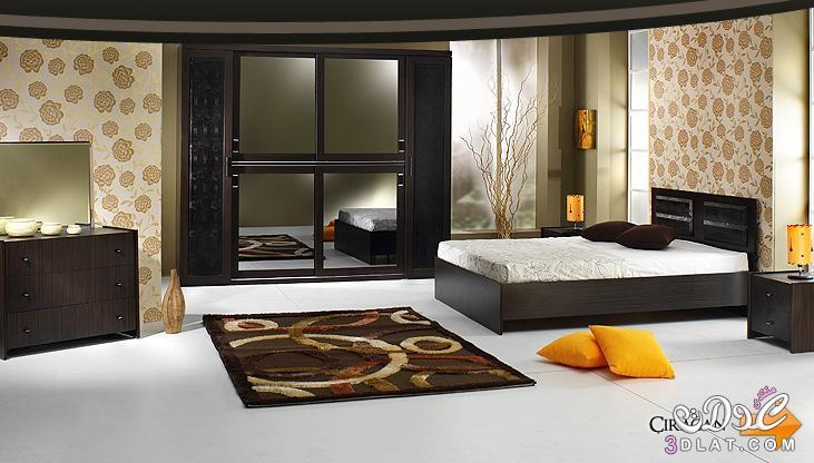 : غرف نوم تركية مودرن 2017 : غرف