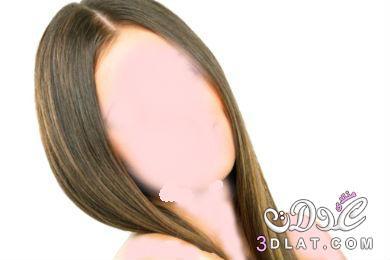 bdde9e240 تنعيم وتطويل الشعر المجعد والمقصف والضعيف بوصفات طبيعية , وصفات ...