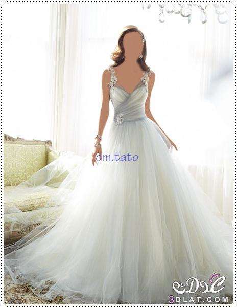 aa56f1451e40d فستان ليله العمر.فساتين زفاف موضة 2020