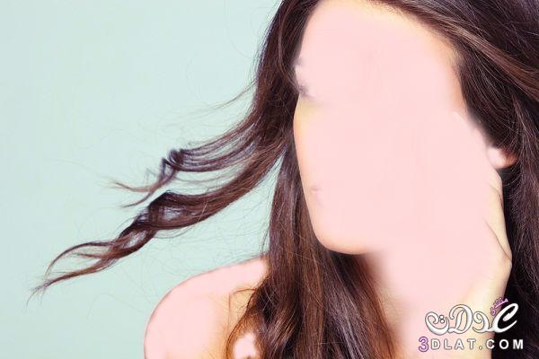 تنعيم وتطويل الشعر المجعد والمقصف والضعيف بوصفات طبيعية , وصفات وخلطات سهله  للشعر
