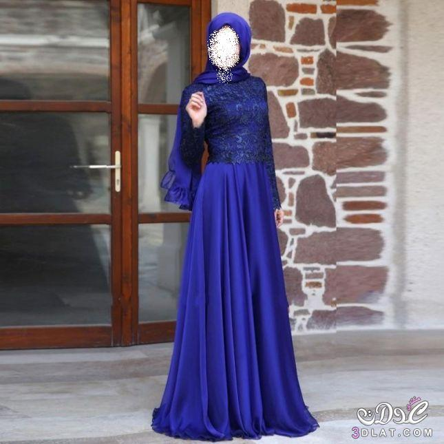 bdda8c660 احدث ملابس المحجبات شيا ملابس محجبات روعة 2020 شيك 2020 - عطور الجنه