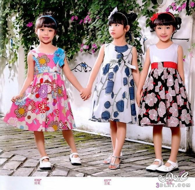 a1f759909eb1e فساتين اطفال تجنن 2020- ملابس اطفال للبنات 2020 ازياء اطفال بنات ...