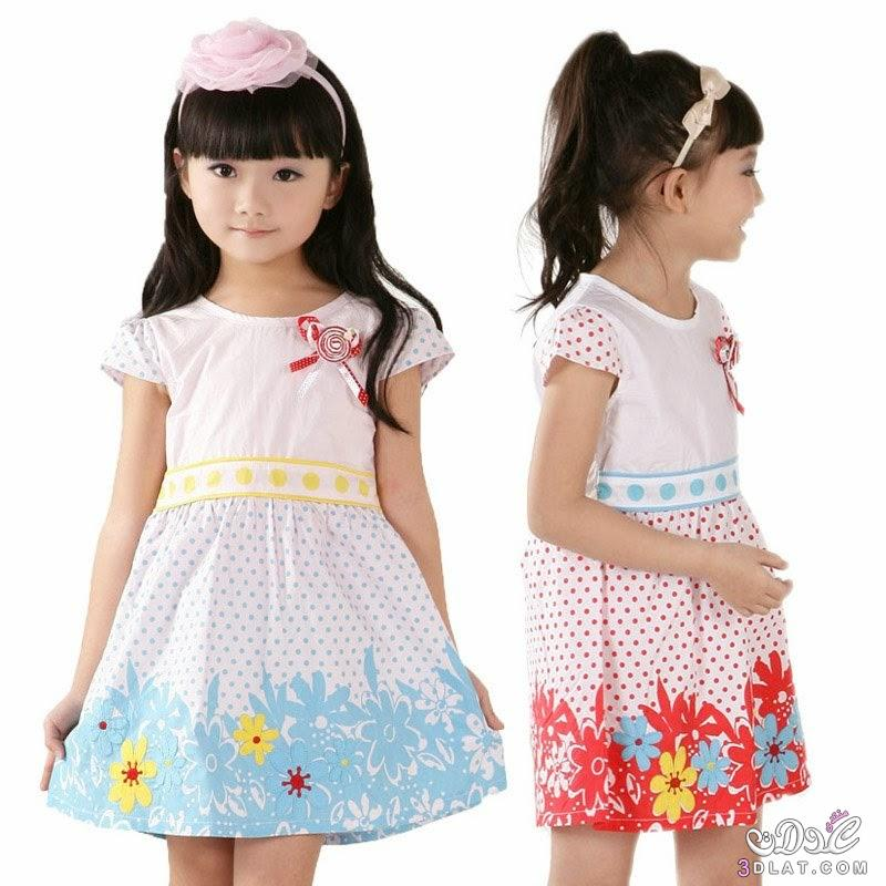 e437875a0a985 فساتين اطفال تجنن 2020- ملابس اطفال للبنات 2020 ازياء اطفال بنات مميزة2020  ازياء بنات
