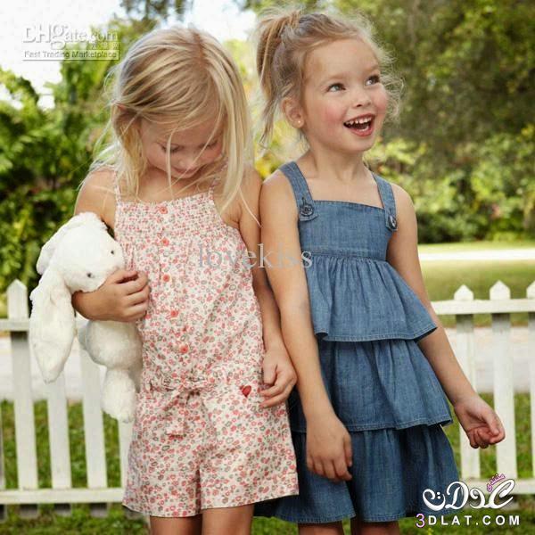 f56215377 فساتين اطفال تجنن 2020- ملابس اطفال للبنات 2020 ازياء اطفال بنات ...