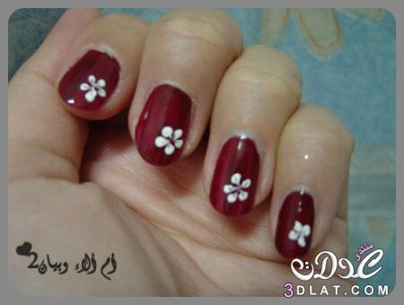 Шеллак на короткие ногти в домашних условиях