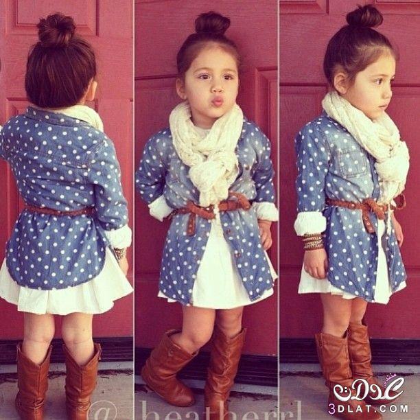e31ba55eb ملابس أطفال شيك ، أجمل ملابس البنوتات الصغيرين ، أحلى الأطقم للبنات ...