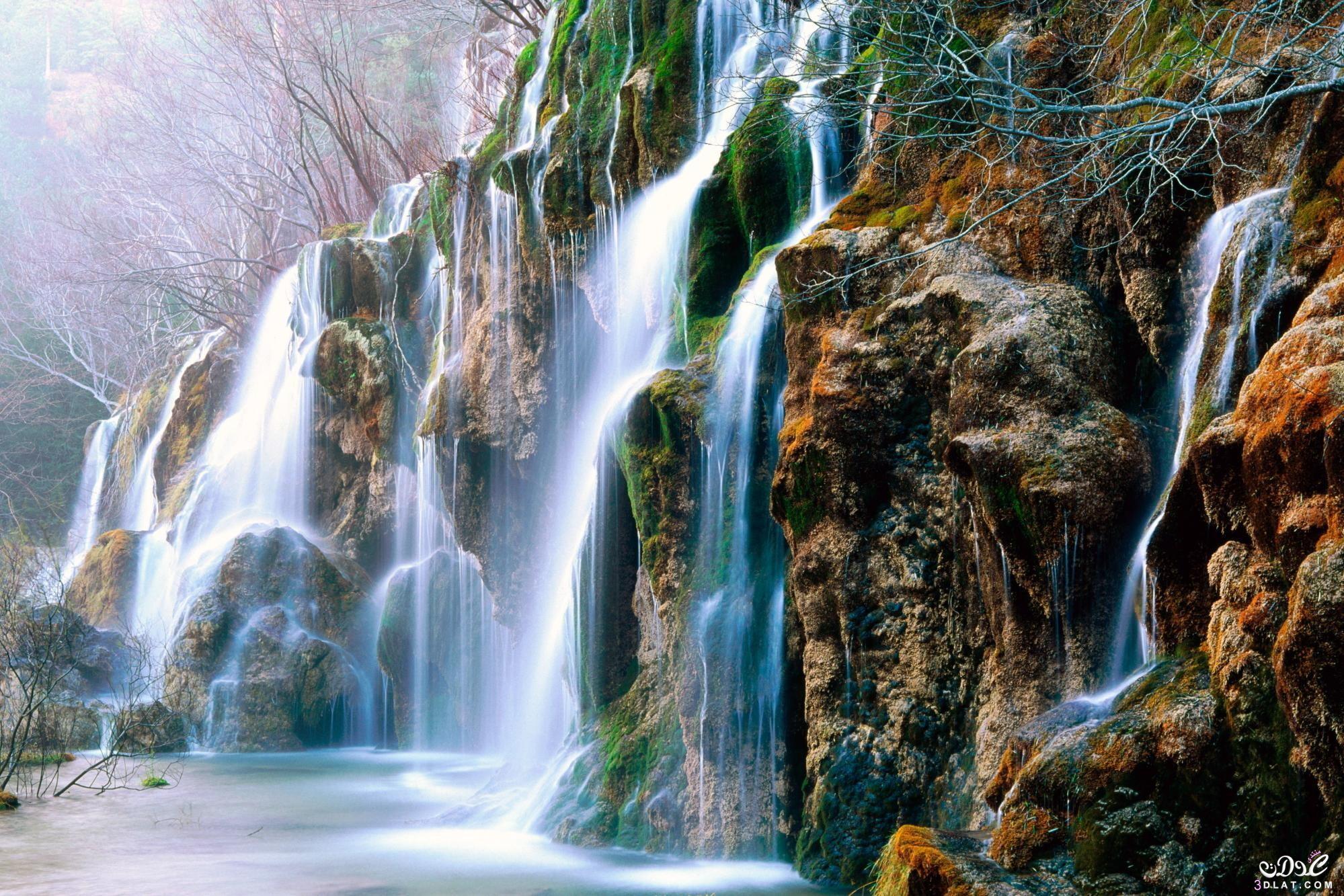 صور شلالات ساحرة 2015 , صور شلالات طبيعية2015، أجمل صور شلالات فى العالم2015، 3dlat.net_15_15_3f27