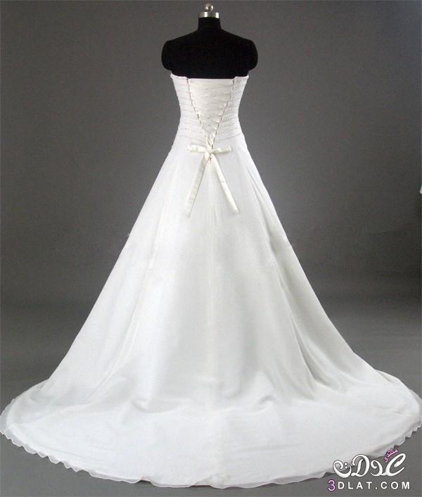f7136de05 فساتين زفاف هادئه 2020 , فساتين زفاف لعروس مميزه 2020 , فساتين زفاف ...