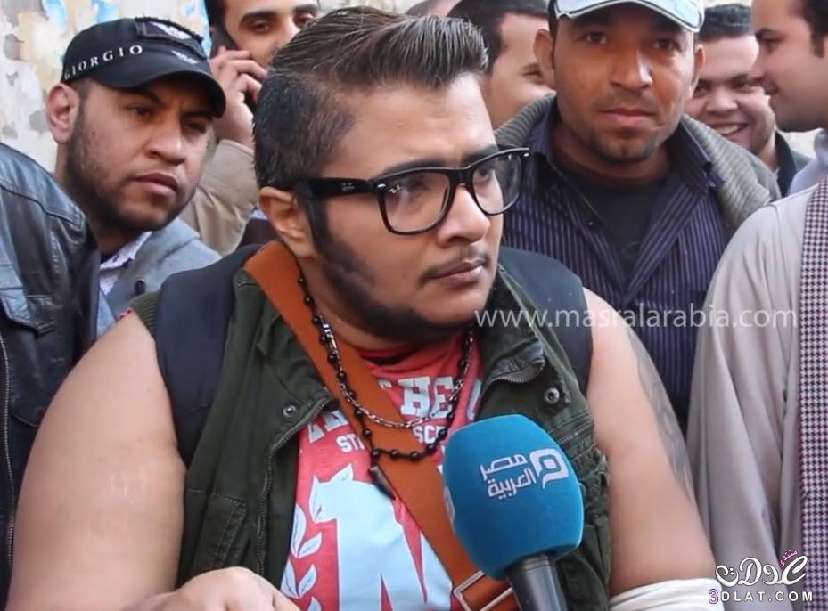 """بالفيديو والصور:متحول جنسياً """"أهلى بيهددونى بالقتل عشان أرجع بنت"""""""
