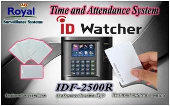 ���� ���� ������� ����� id watcher ����� idf-2500r