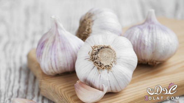 فوائد الثوم الريق وطريقة اكله لعلاج 3dlat.net_15_17_81c9