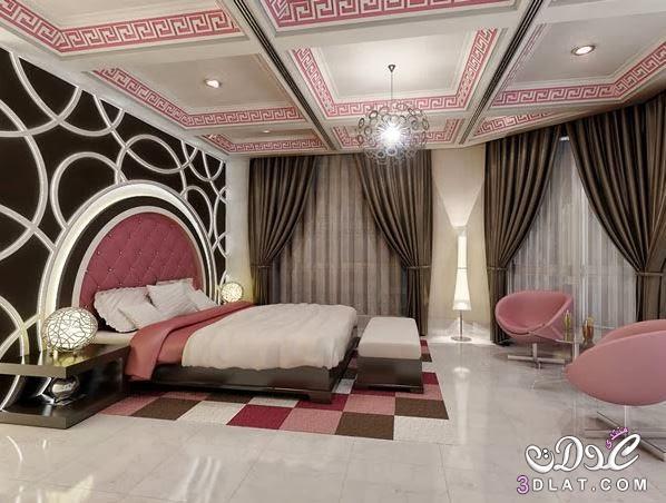 ديكورات غرف نوم انيقه غرف نوم جميله وحديثه اروع غرف النوم 2018   روزة