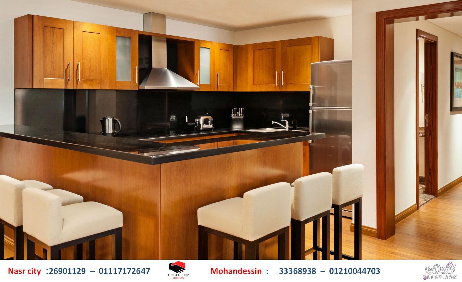 سعر مطبخ اكريليك – سعر مطبخ بولى لاك ( للاتصال 01117172647 )