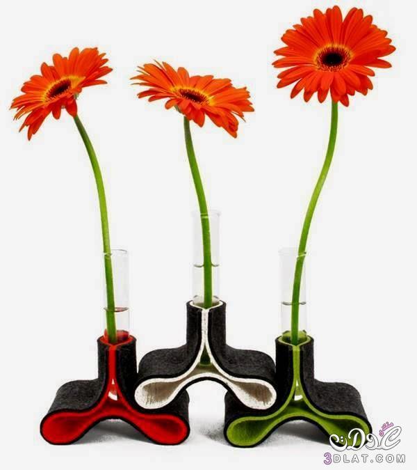 فازات للزهور روعه,فازات للزهور غريبه الشكل ,أجدد تصاميم المزهريات وأنيات الزهور 2015 3dlat.net_17_14_6976