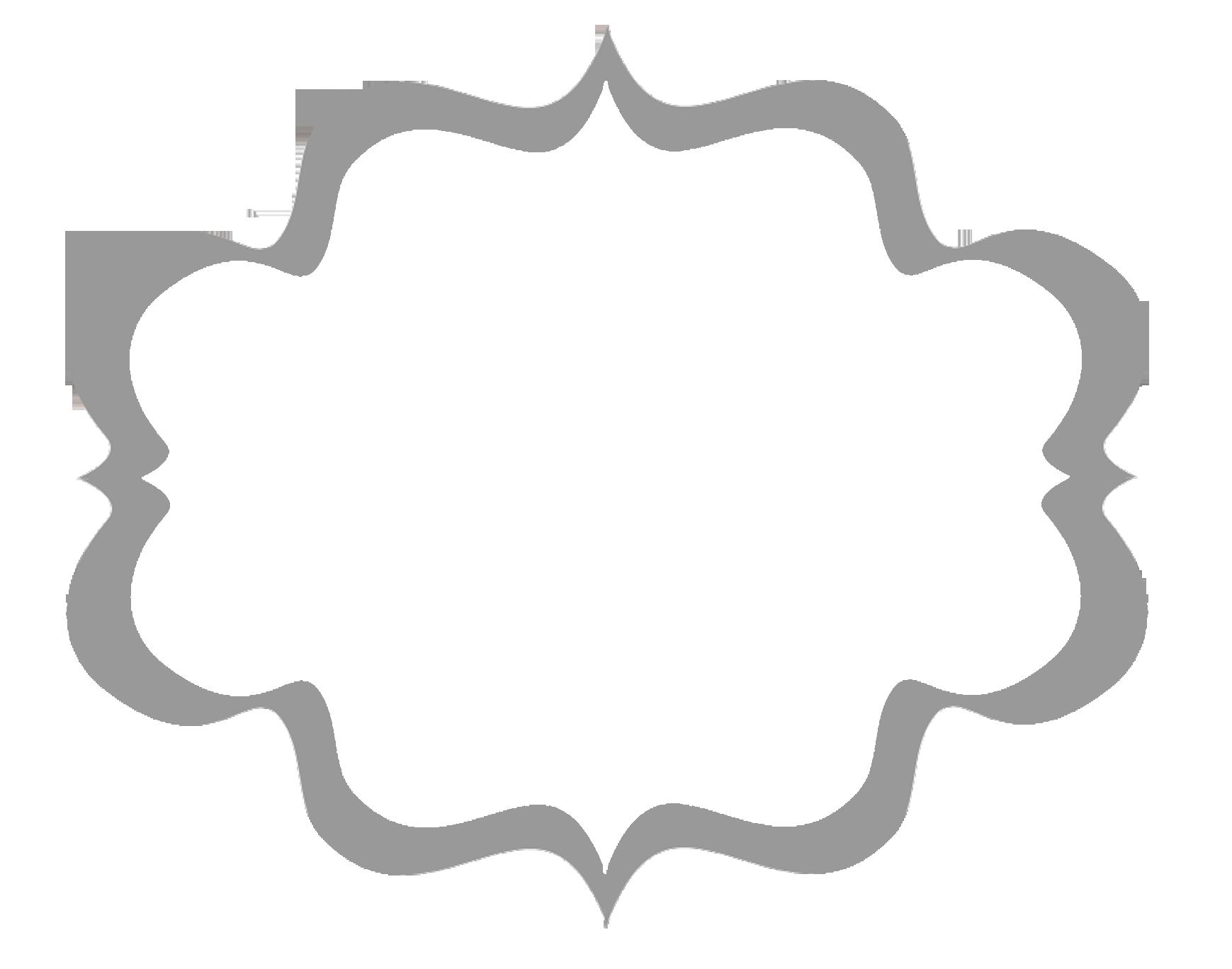 اطارات للتصميم ابيض واسود