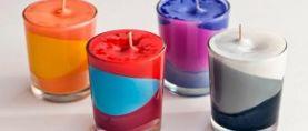 اصنعي, الشمع, الشموع, باجمل, بيديكي, تزينين, شمع, صنع, طرق, لبيتك, منزلك, يديكي